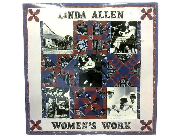 Women's Work LP By Linda Allen (3)