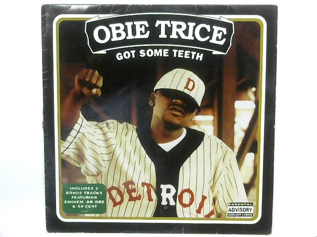 Got Some Teeth 12in Single By Obie Trice