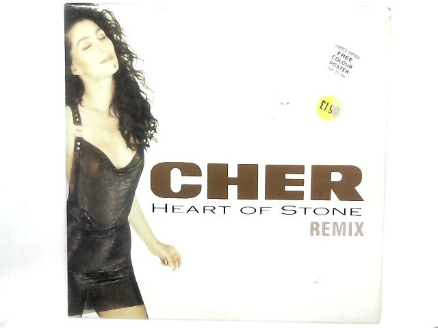 Heart Of Stone (Remix) 12in Single By Cher