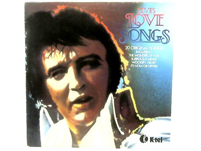 Elvis Love Songs (16 Original Songs) COMP By Elvis Presley