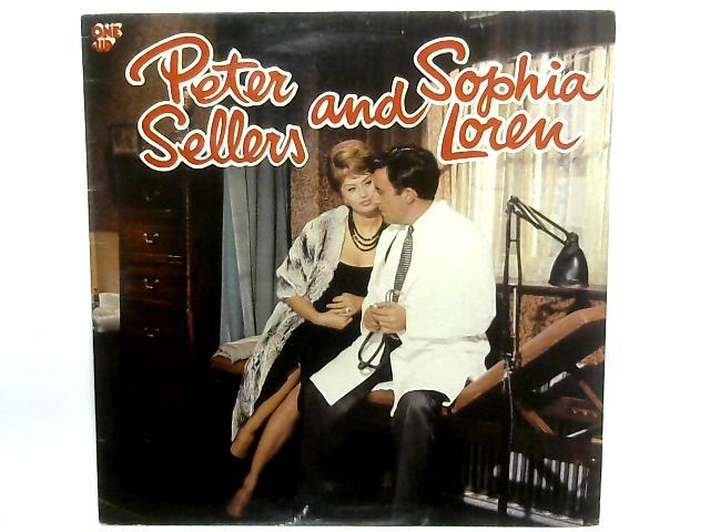 Peter And Sophia LP By Peter Sellers