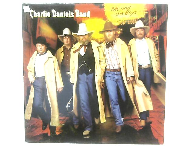 Me And The Boys LP By The Charlie Daniels Band