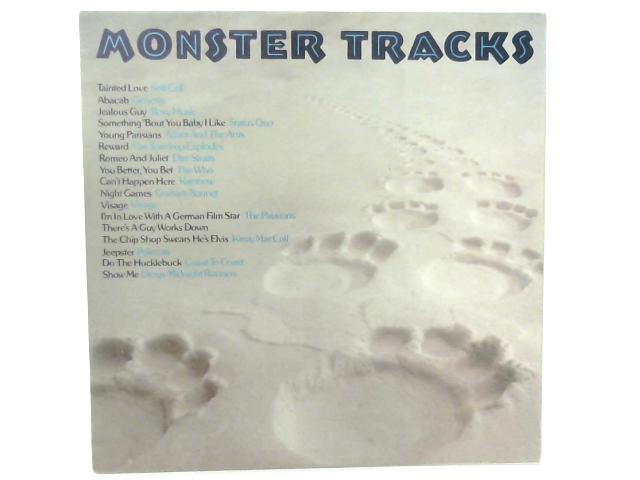Monster Tracks COMP By Various