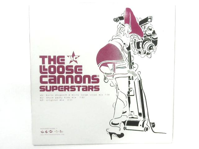Superstars 12in Pink By The Loose Cannons