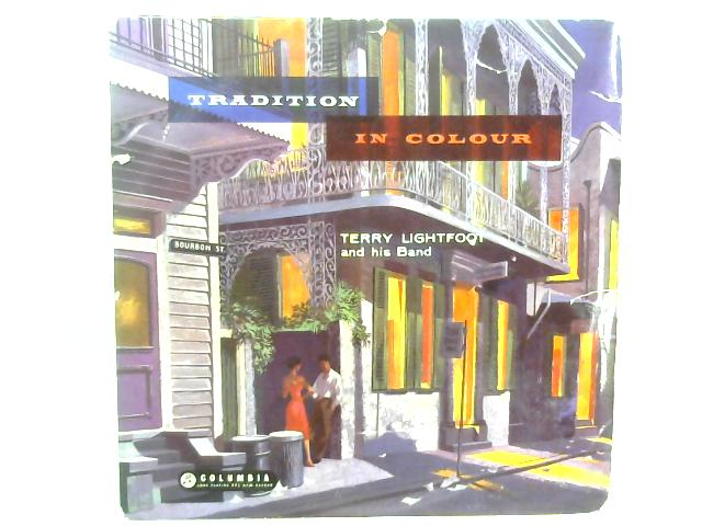 Tradition In Colour LP By Terry Lightfoot's Jazzmen