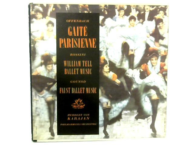 Gaite Parisienne LP By Herbert Von Karajan