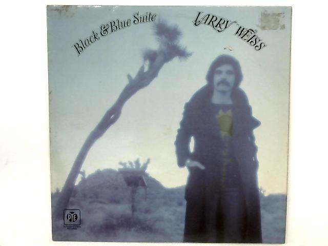 Black & Blue Suite LP By Larry Weiss