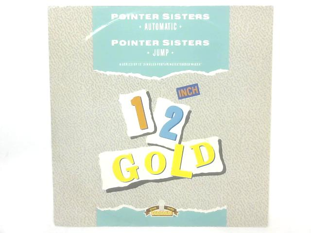 Automatic / Jump 12in Single By Pointer Sisters