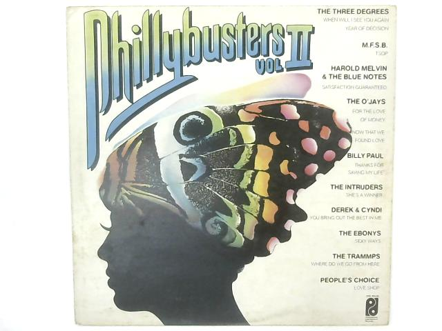 Phillybusters Vol. II LP By Various