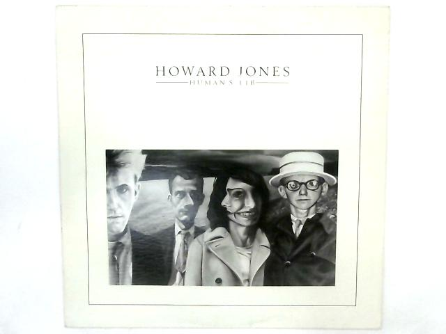 Human's Lib LP By Howard Jones