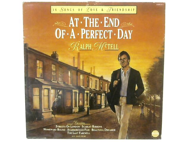 At The End Of A Perfect Day LP By Ralph McTell