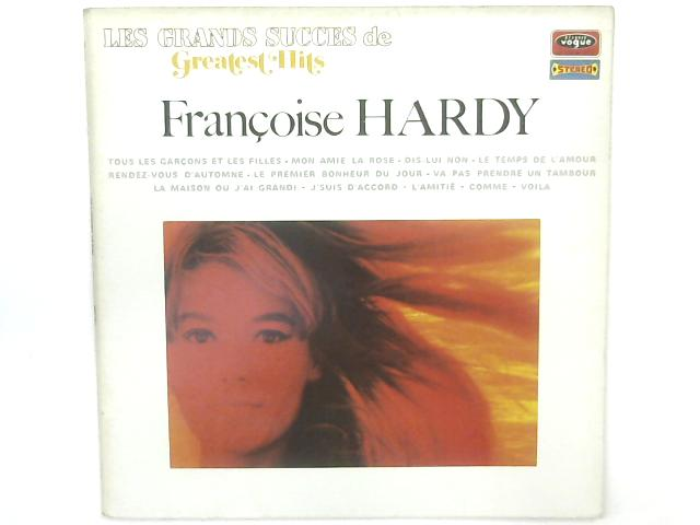 Les Grands Succes De Françoise Hardy - Greatest Hits COMP By Franoise Hardy
