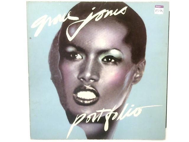 Portfolio LP By Grace Jones