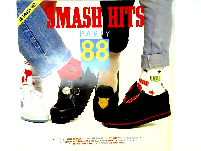 Smash Hits Party 88 2 x Vinyl, LP, Album, Compilation By Various