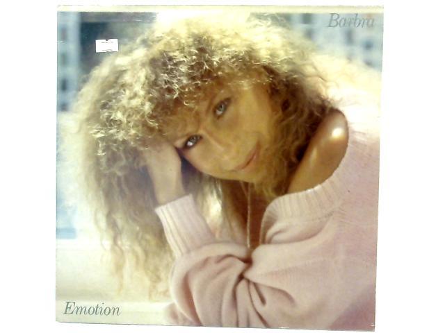 Emotion LP By Barbra Streisand