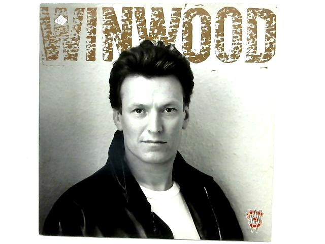Roll With It LP By Steve Winwood
