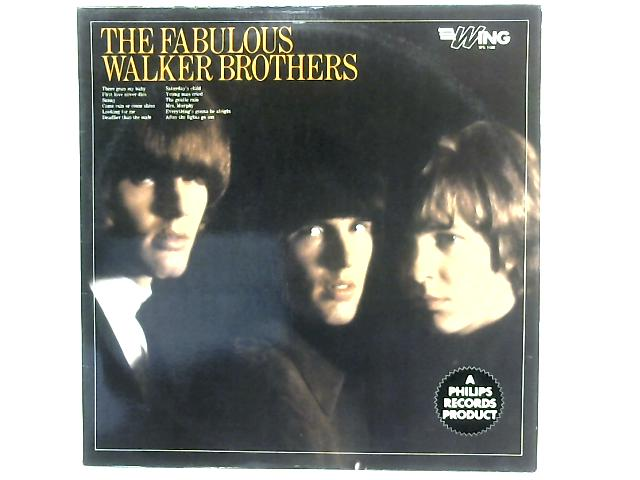 The Fabulous Walker Brothers COMP By The Walker Brothers