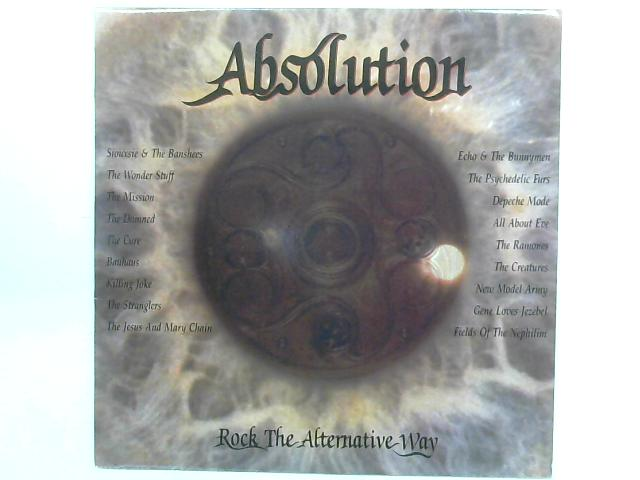 Absolution - Rock The Alternative Way COMP By Various