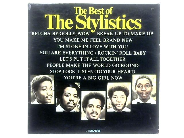 The Best Of The Stylistics COMP By The Stylistics