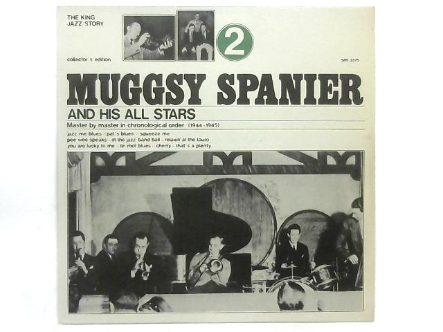 Muggsy Spanier And His All Stars - Vol.2 COMP By Muggsy Spanier And His All Stars