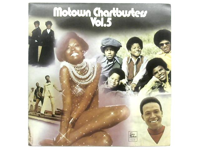 Motown Chartbusters Vol.5 By Various