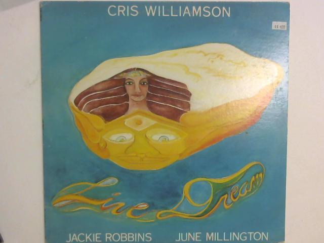 Live Dream LP By Cris Williamson