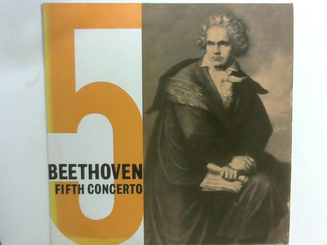 """Piano Concerto No. 5 Op. 73 (""""Emperor"""") LP By Ludwig van Beethoven"""
