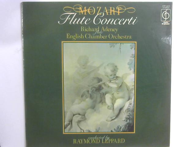 Flute Concerti LP By Wolfgang Amadeus Mozart