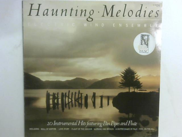 Haunting Melodies LP By Electric Wind Ensemble