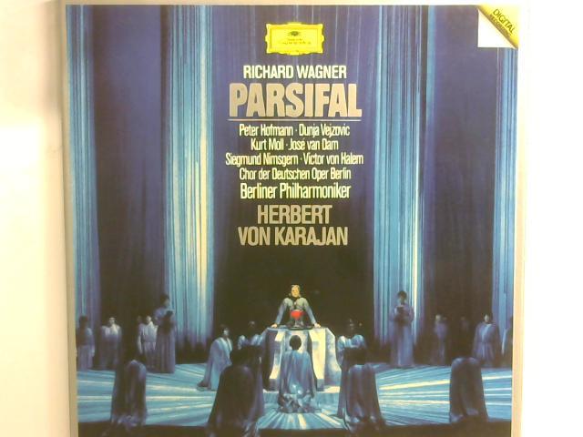 Parsifal 5x LP Box Set By Richard Wagner