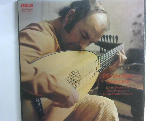 Elizabethan Serenade 2x LP Box Set By Julian Bream