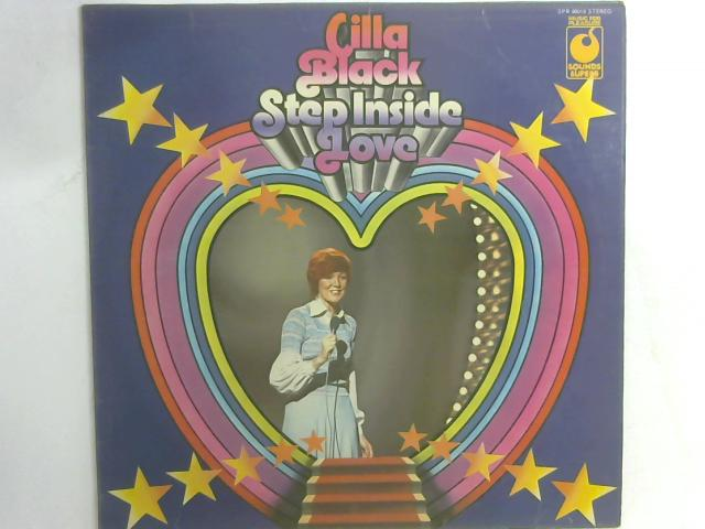 Step Inside Love LP By Cilla Black
