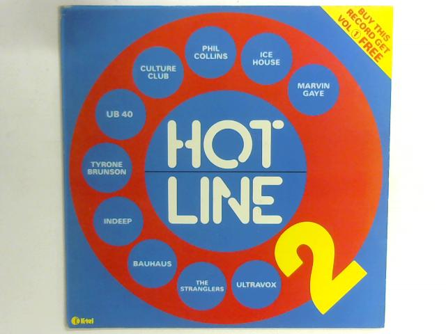 Hotline 2 LP By Various