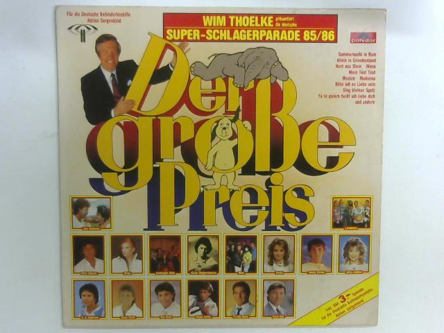 Der Große Preis LP By Various