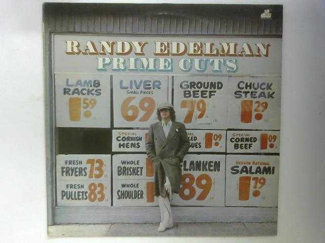 Prime Cuts LP By Randy Edelman