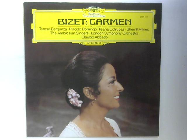 Carmen (Querschnitt · Highlights) LP By Georges Bizet