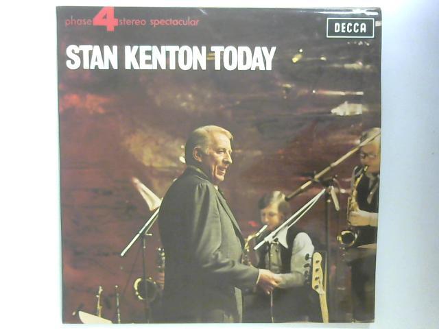 Stan Kenton Today 2x LP By Stan Kenton