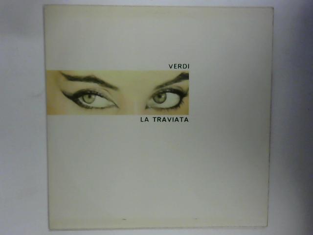 La Traviata LP By Giuseppe Verdi