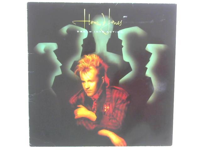 Dream Into Action LP By Howard Jones