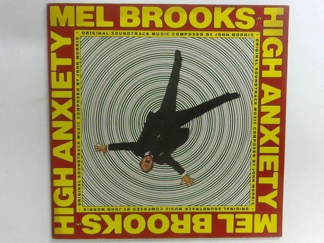 High Anxiety - Original Soundtrack LP By John Morris
