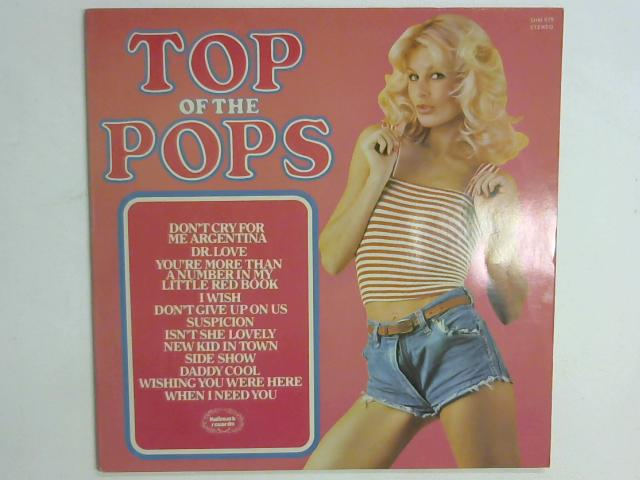 Top Of The Pops Vol. 57 LP By The Top Of The Poppers