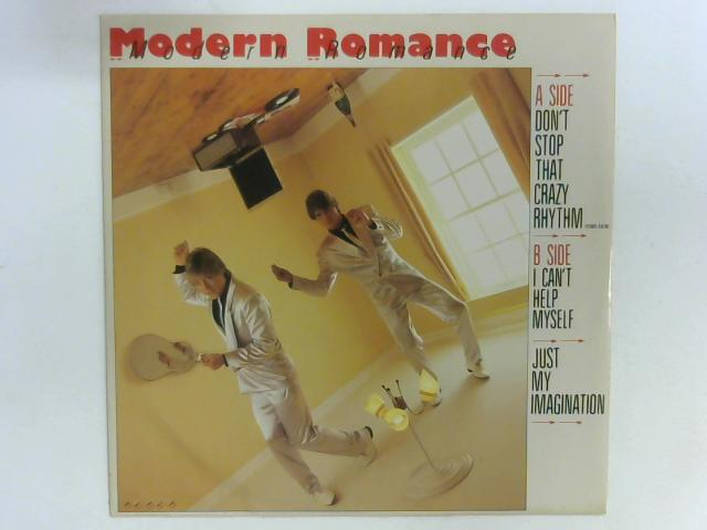 Don't Stop That Crazy Rhythm (Extended Version) 12in Single By Modern Romance
