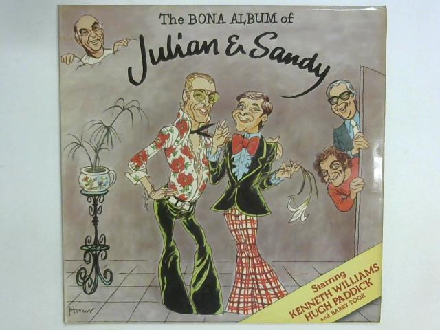 The Bona Album Of Julian & Sandy LP By Kenneth Williams