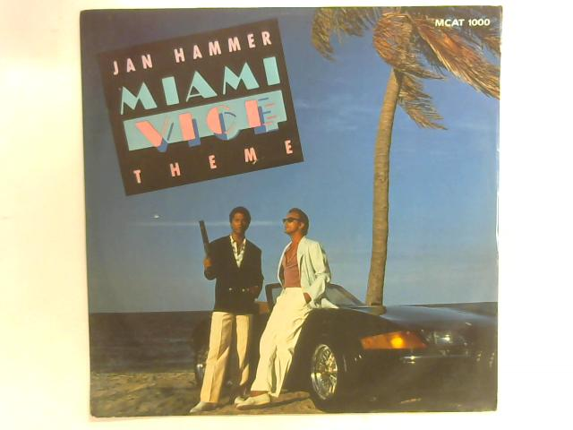 Miami Vice Theme 12in By Jan Hammer