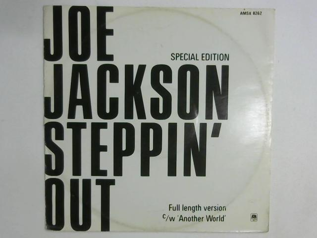 Steppin' Out (Full Length Version) 12in Single By Joe Jackson