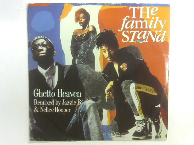 Ghetto Heaven 12in Single By The Family Stand