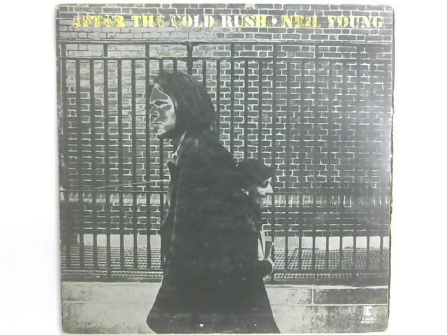 After The Gold Rush LP By Neil Young