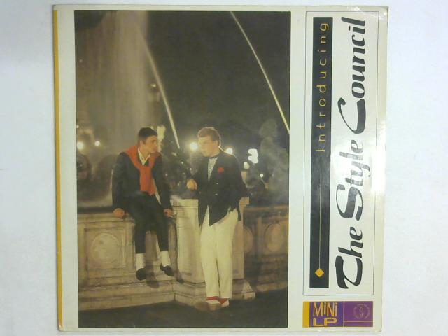 Introducing The Style Council MINI LP By The Style Council