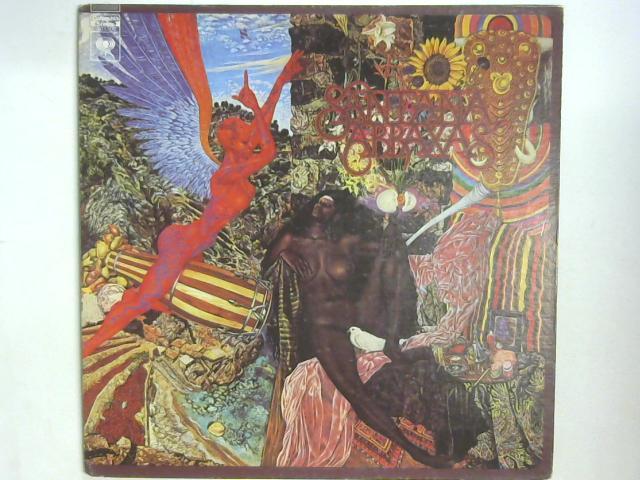 Abraxas LP By Santana