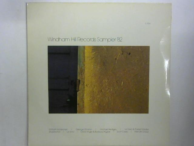 Windham Hill Records Sampler '82 LP By Various